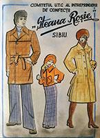 Desen Steaua Rosie Sibiu