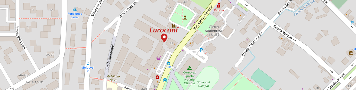 Localizare Euroconf